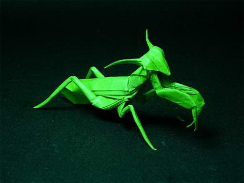 Прикольные оригами видео