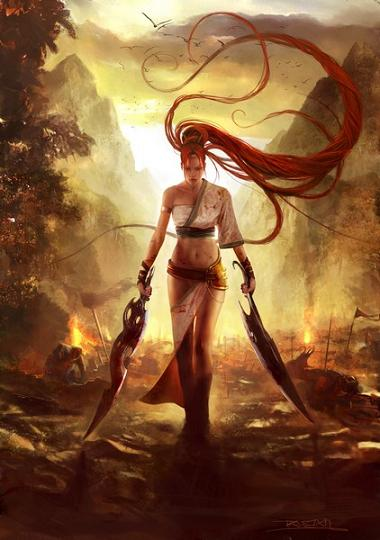 Heavenly Sword, Nariko