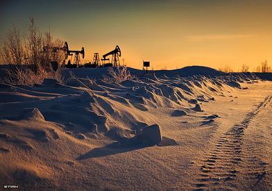 Нефтяное месторождение Самотлорское