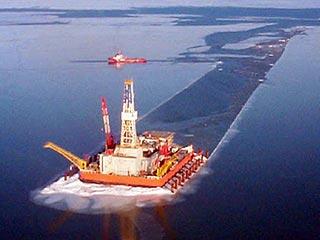 Нефтяное месторождение Кашаган
