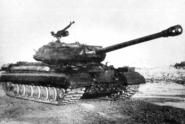 Тяжелый танк ИС-4