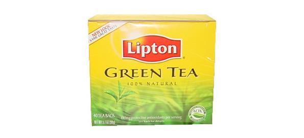 Зеленый чай Lipton