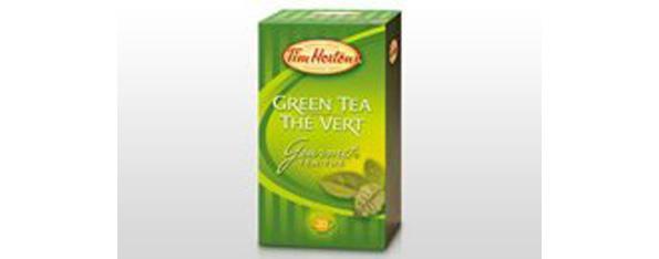 Зеленый чай Tim Hortons