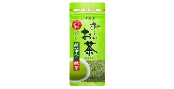 Зеленый чай O-cha