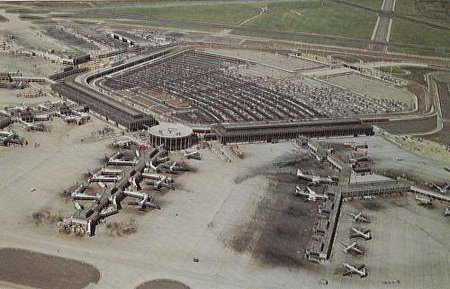 Аэропорт О'Хара, Чикаго. США