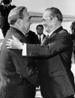 Леонид Брежнев и Иосиф Броз Тито