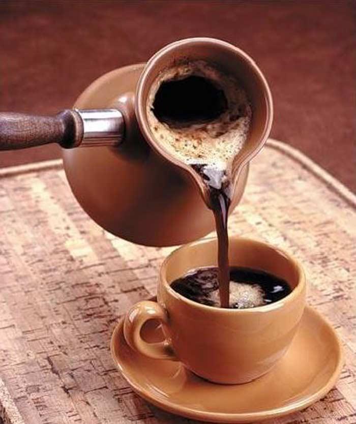температура для варки кофе