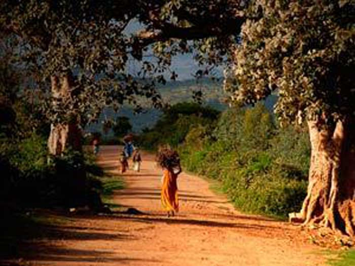 Каффа, Эфиопия