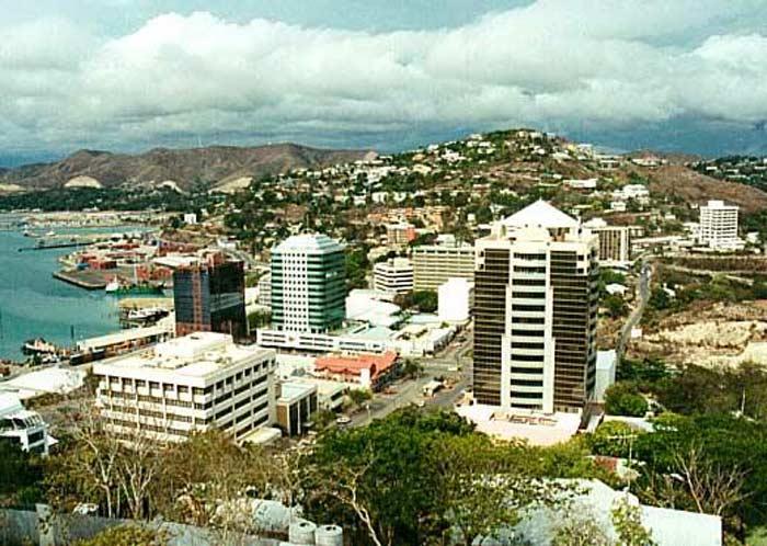 Порт-Морсби, Папуа-Новая-Гвинея