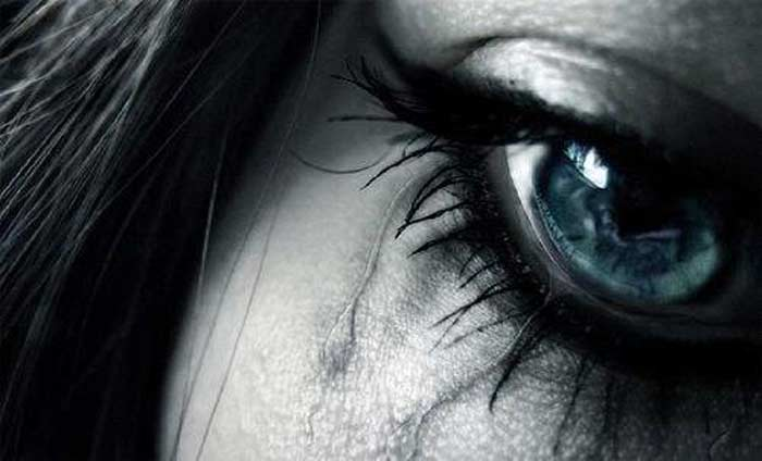 Девушка плачет, плач, слёзы