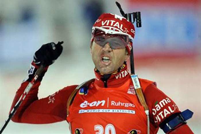 Уле-Эйнар Бьерндален (Ole Einar Bjorndalen)