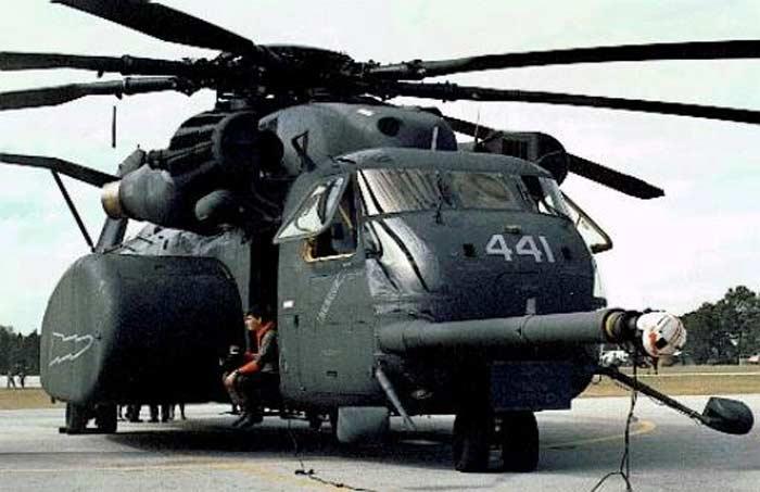 Вертолет Sikorsky CH-53E