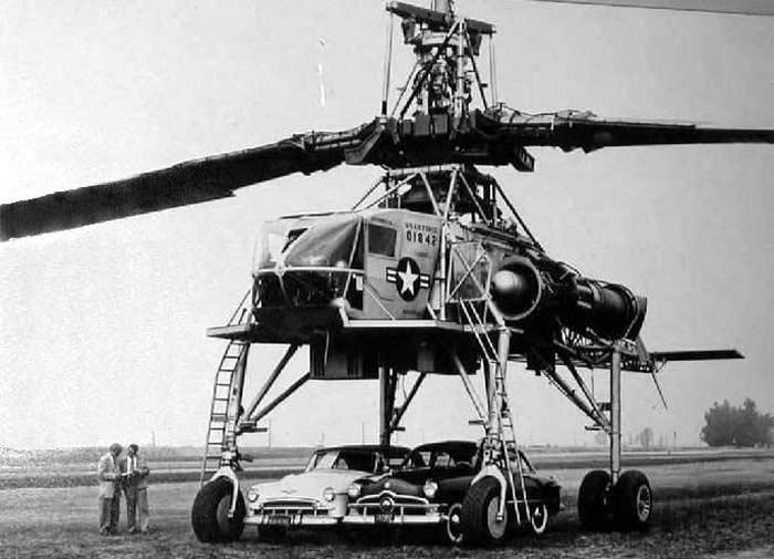 Вертолет Hughes XH-17