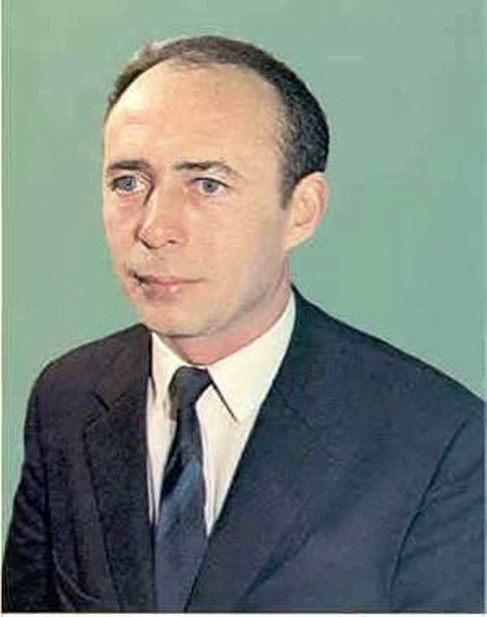 Пацаев Виктор Иванович