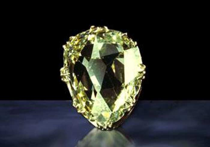 "Diamond ""Sancy"""