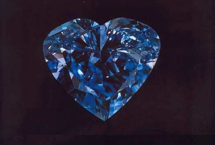 "Diamond ""Heart of Eternity"""