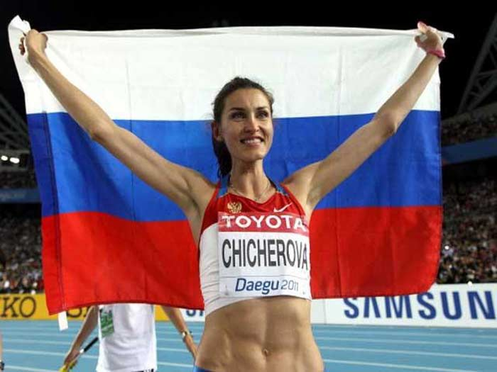 Анна Чичерова