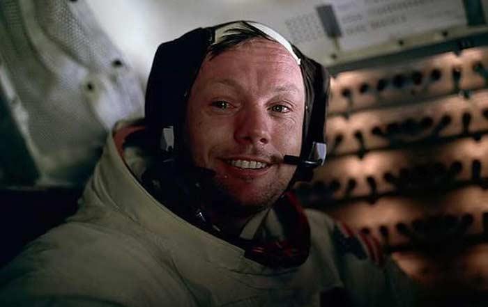 Нил Армстронг, 2-й набор астронавтов НАСА