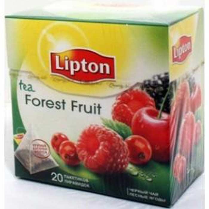 Чай из лесных ягод