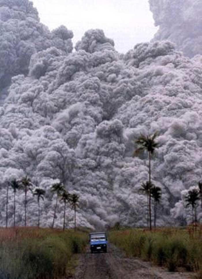 Топ 10 вариантов конца света. Природные катастрофы масштабных размеров