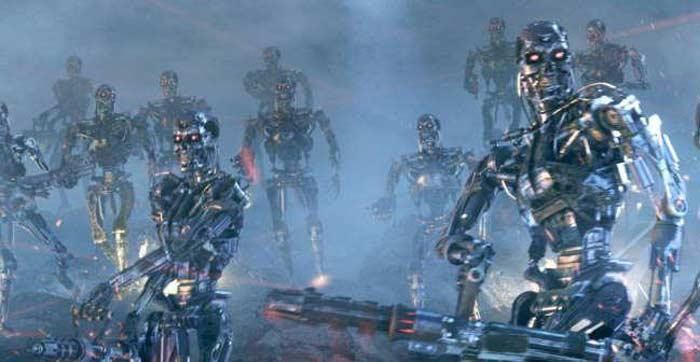 Топ 10 вариантов конца света. Восстание роботов