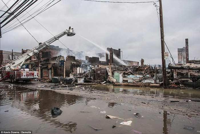 Ураган Сэнди. Погибло 59 человек