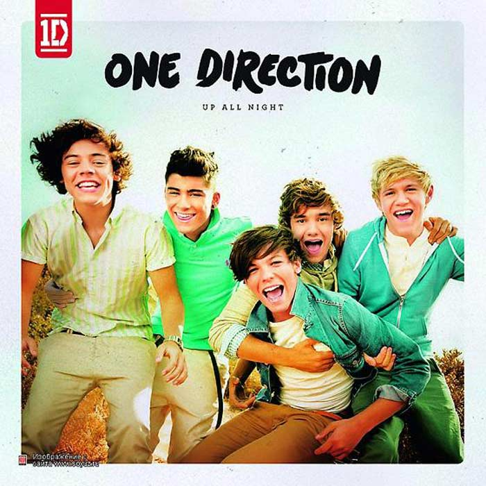 One Direction «Up All Night»