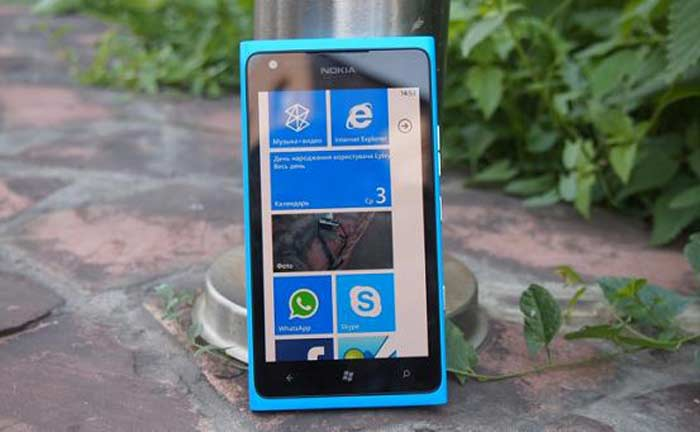 Nokia Lumia 920 — новый флагманский телефон