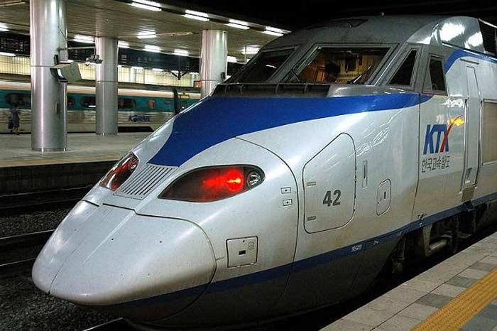 Поезд KTX 2, Южная Корея, 352 км/ч