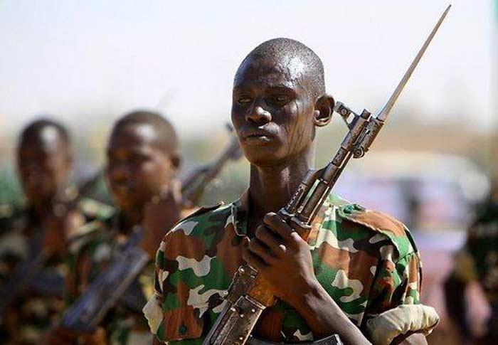 Пограничный конфликт между Суданом и Южным Суданом