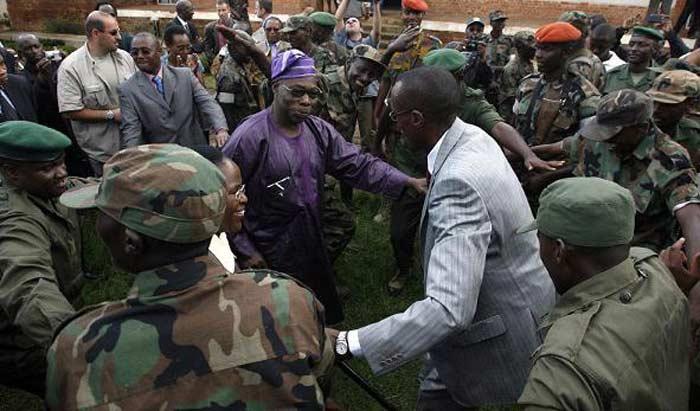 Конфликт в Киву