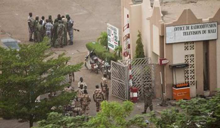 Государственный переворот в Мали