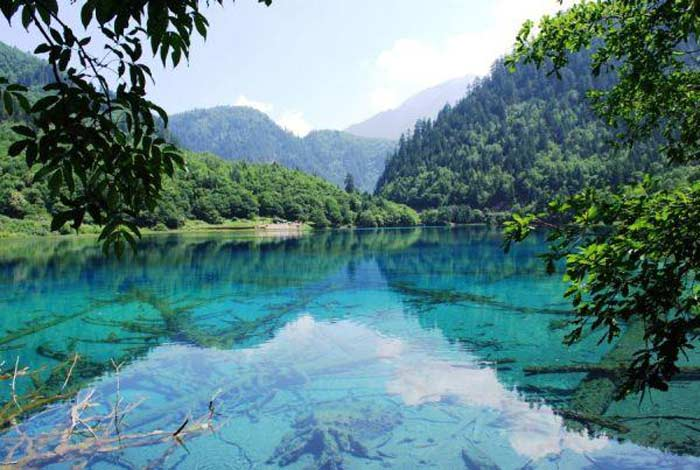 Озеро Цзючжайгоу
