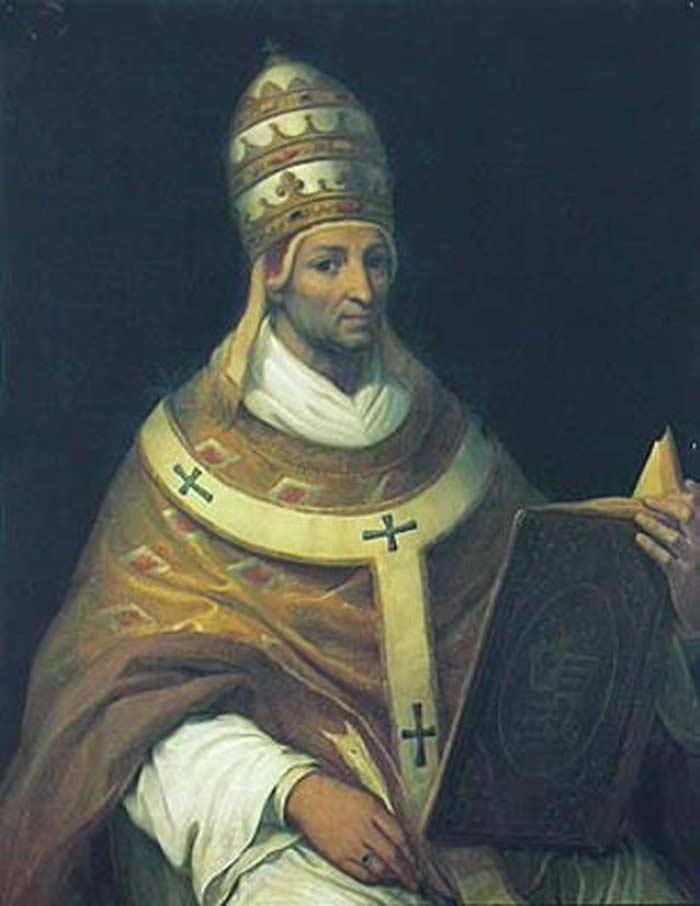 Папа Римский Иоанн XXII