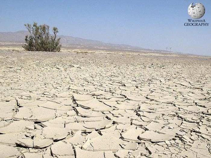 Пустеля Каракуми
