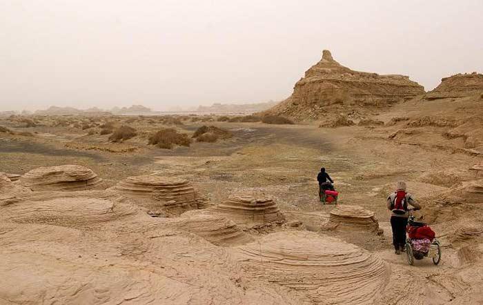 Пустеля Такла-Макан