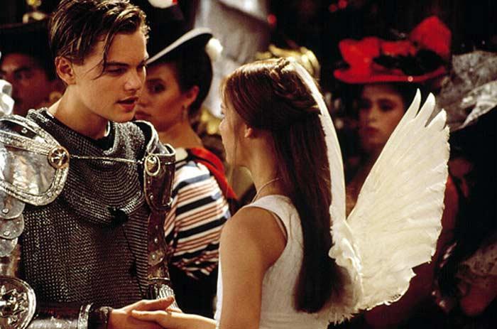 «Ромео + Джульетта» Дикаприо