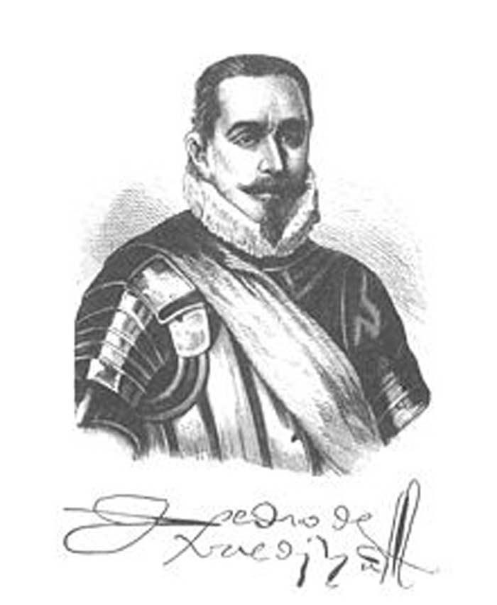 Педро де Вальдивия