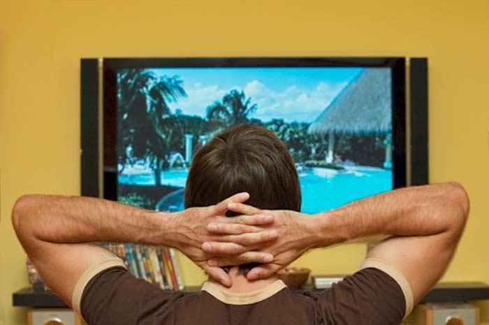 Жена-телевизор