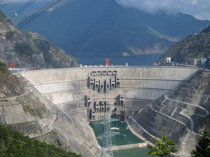 ГЭС Сяовань