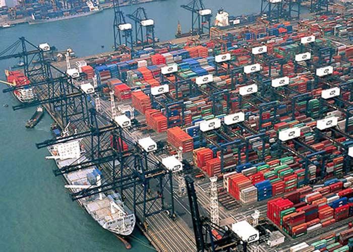 Порт Гонконг (Hong Kong) - Китай