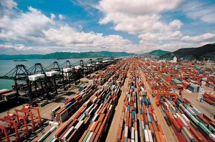 Порт Шэньчжэнь (Shenzhen) –Китай