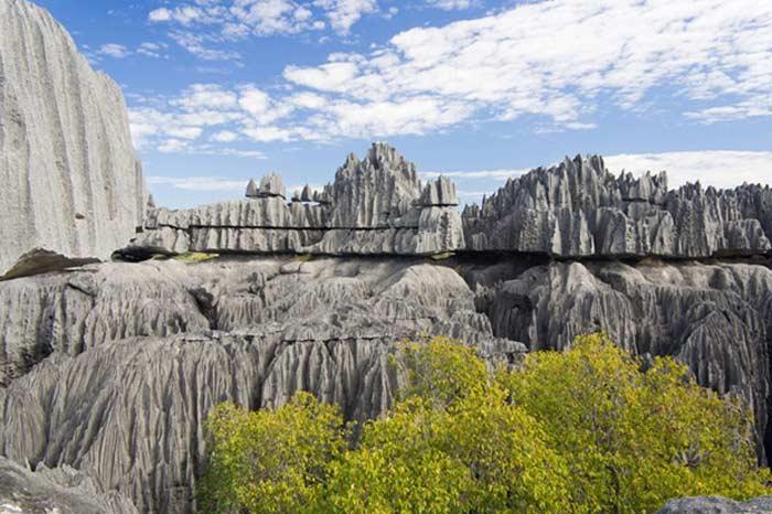 Мадагаскар, Национальный парк Цинжи-дю-Бемараха