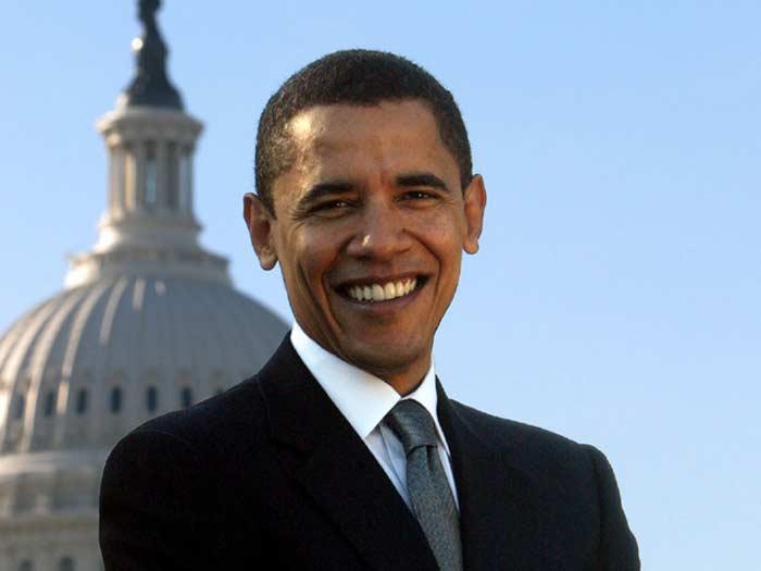 Барак Обама (Barack Obama)