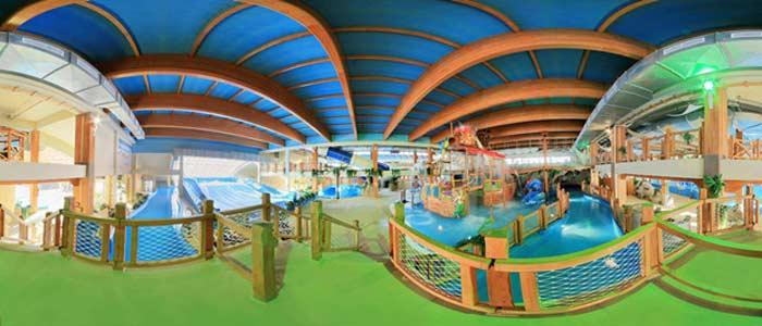 Аквапарк Ривьера (Казань) – «самый большой аквапарк России»