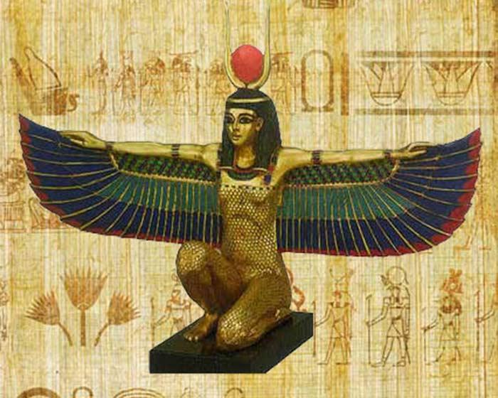 Богиня Исида
