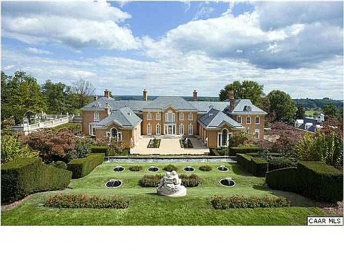 Albemarle House , Charlottesville, Вирджиния $48 млн.
