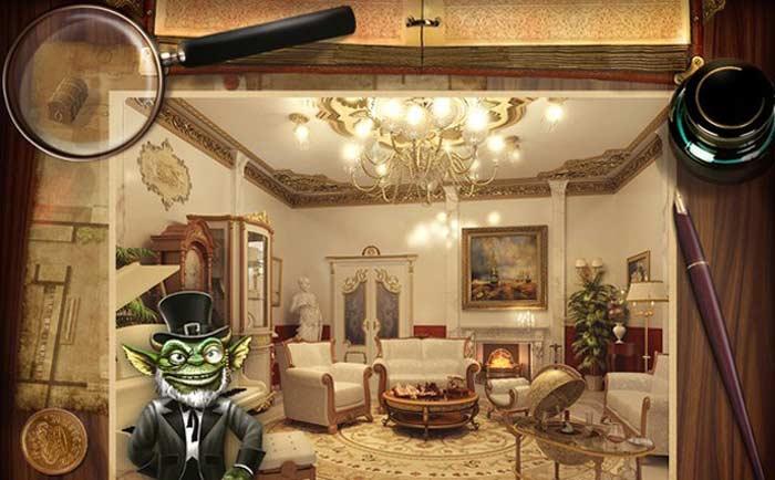 «Загадочный дом» - игра в вконтакте