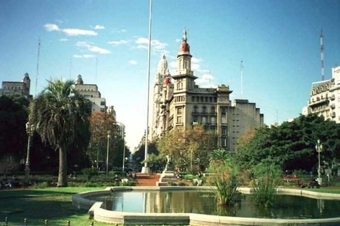 Буэнос-Айрес (Аргентина) – 4000 кв. км
