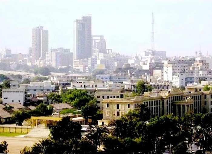 Карачи (Пакистан) -  3530 кв. км